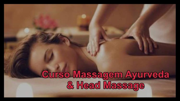 curso massagem ayurveda