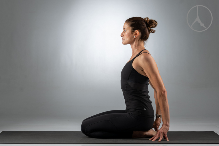 Short shoulder and back opening (30 min – Level 1-2)
