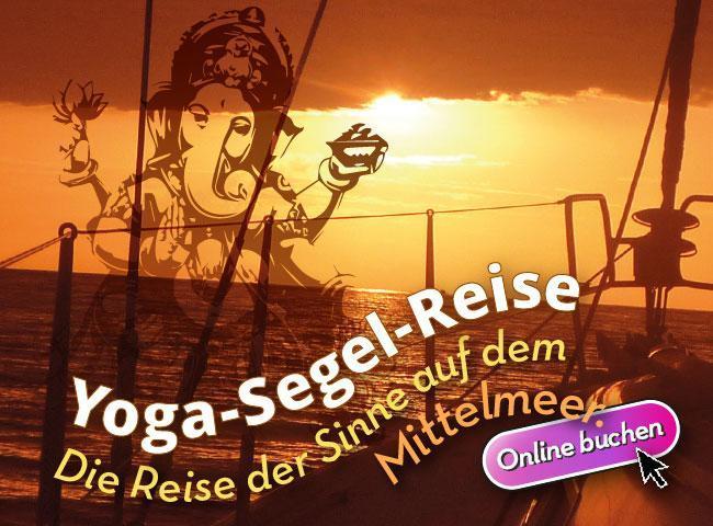 Yoga Segel Reise vor Mallorca vom 17. – 23. Sept' 16