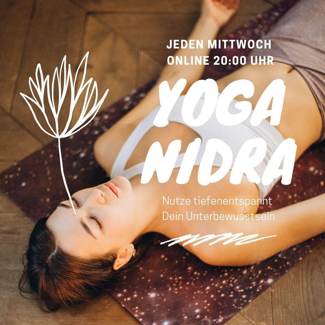 Yoga Nidra – Schlafen bei vollem Bewußtsein