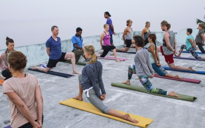 Yoga Retreat in India January 4-12, 2018