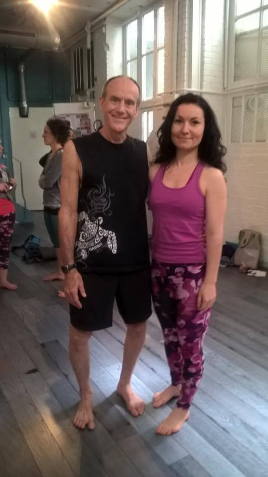 Jana Mikšíčková, David Swenson, Teacher Training, Ashtanga Primary, Paris, France, jóga