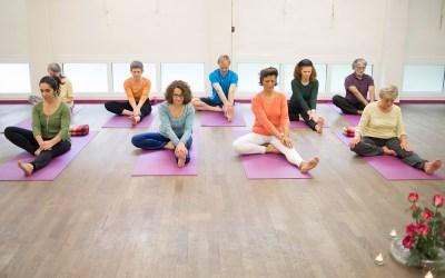 Stage de yoga , dimanche 11 novembre de 14h30 à 17h30