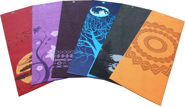 Aurorae Printed_GoodLooking_Design_Beautiful_Yoga Mats