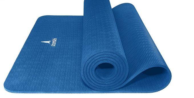 Shantihi_Lightweight_Travel Yoga Mat