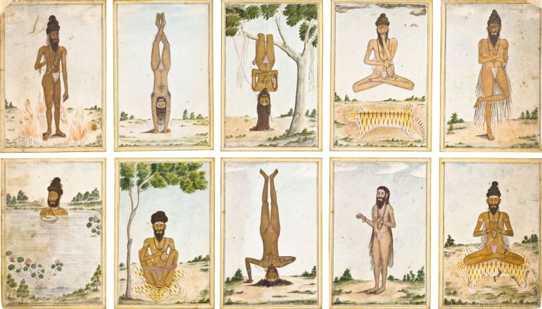 Ancient Yogis
