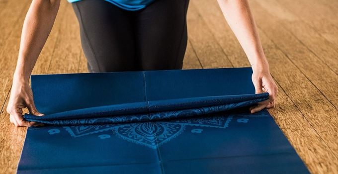 Foldable Yoga Mats