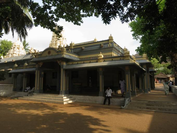 Sri Ramana Maharshi Ashram, Tamil Nadu