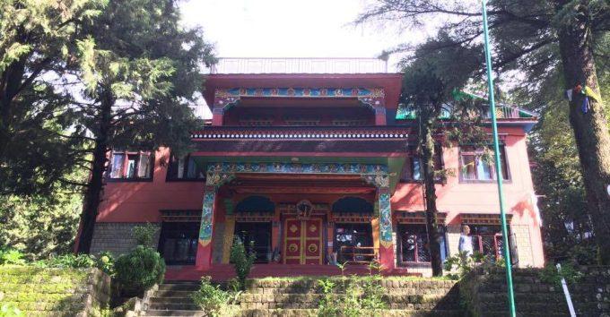 Tushita Meditation Centre, Dharamsala