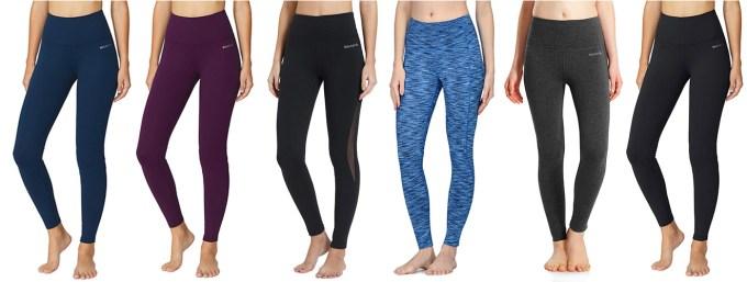 Baleaf Women's Yoga Pants