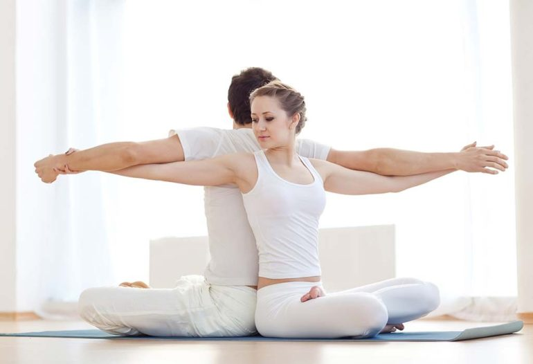 Yoga To Build Relationship