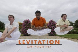 can yogis fly_levitation
