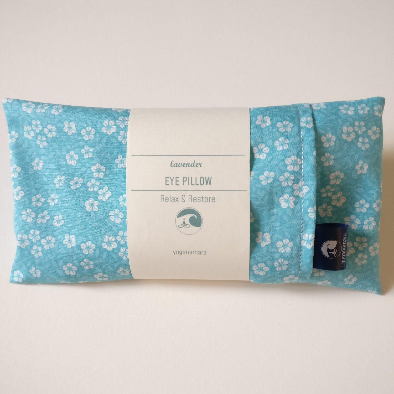 eye pillow frangipani