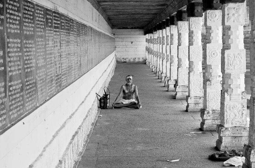 yoga verstehen, Schritte in die Meditation