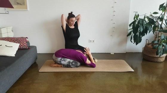 Yoga für mehr Beweglichkeit