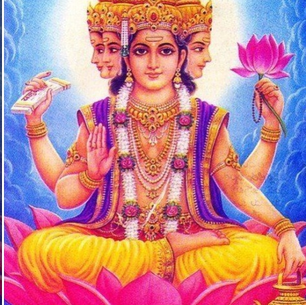 Brahma, indian Mythology