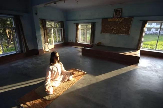 establish a daily practice