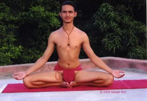 baddhapadmasana