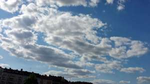 Prana Wolken Himmel © Annette Bauer yoga-xperience.de