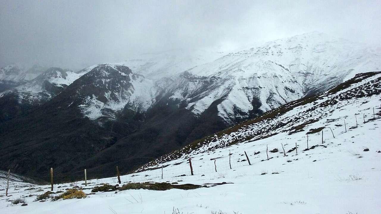 Kapha Berge-Schnee-kalt © Annette Bauer yoga-xperience.de
