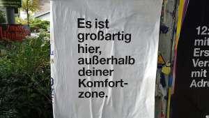 Marktanalyse Zielgruppe komfortzone © Annette Bauer