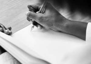 Bloggen für Yogalehrer © copy-space-3399521/Pixabay