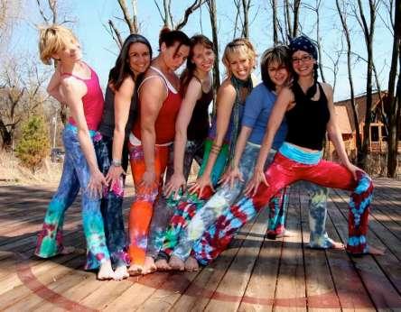 Shining Shakti - Colorful Affordable Yoga Apparel