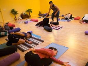 Yoga of Los Altos - YOLA Classes Restorative with Janya