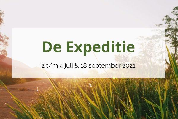 Expeditie juli