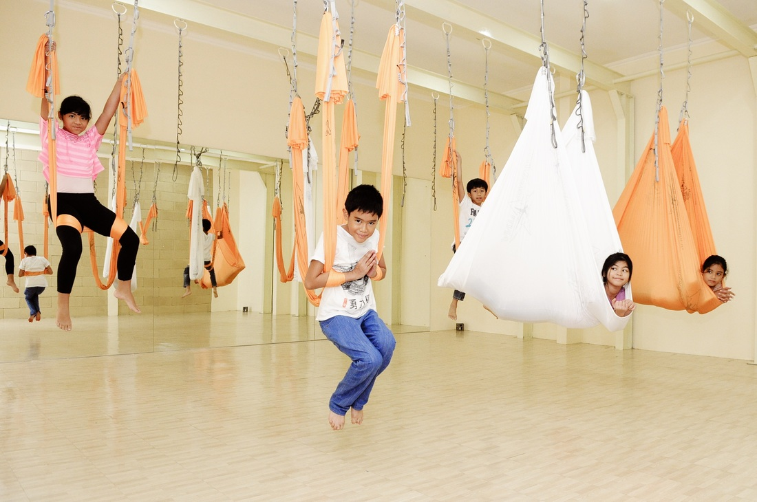 antigravity aerial fitness and