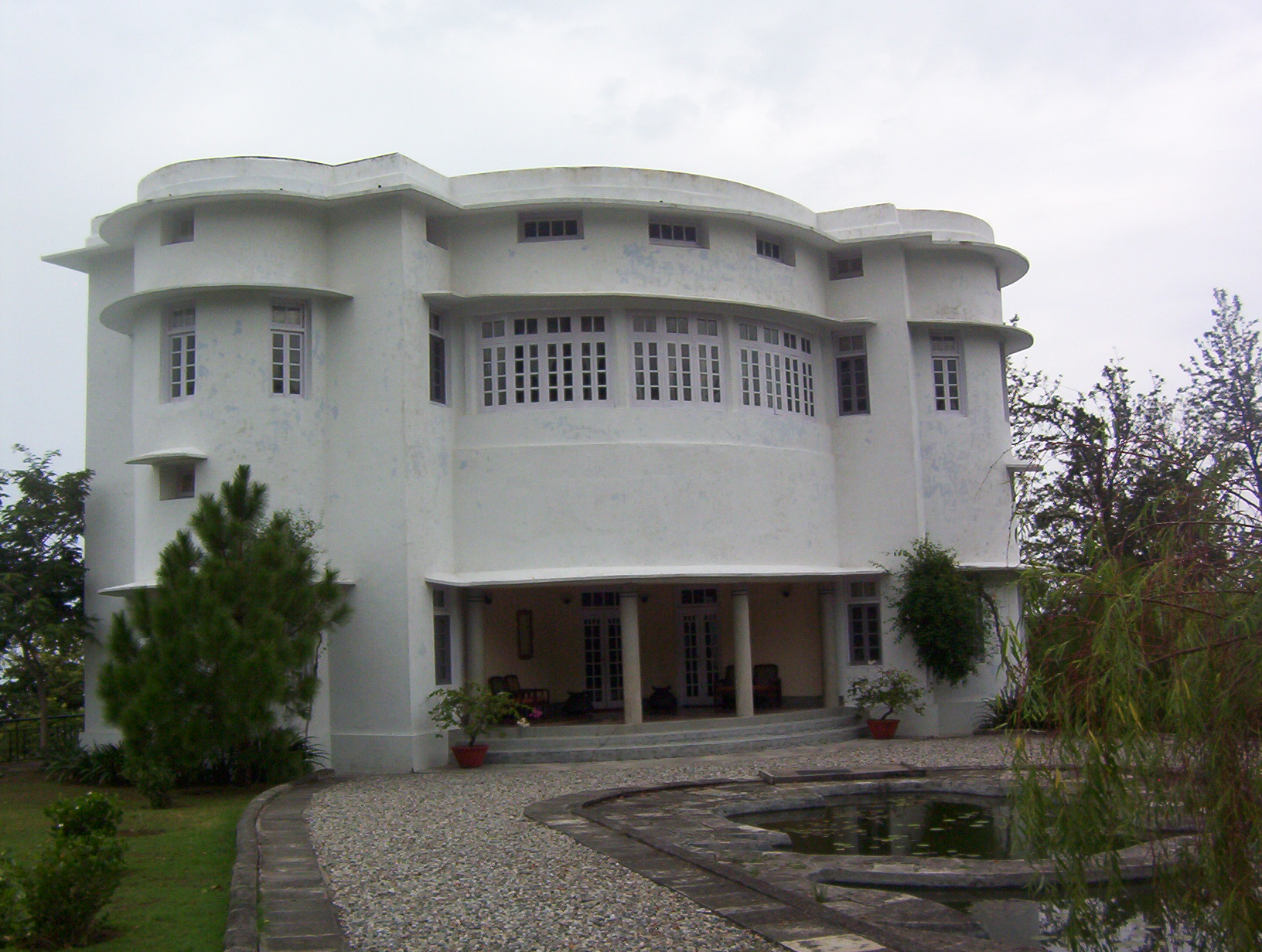The Ridge House at Ananda...