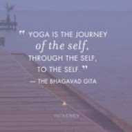 Yoga is journey of self