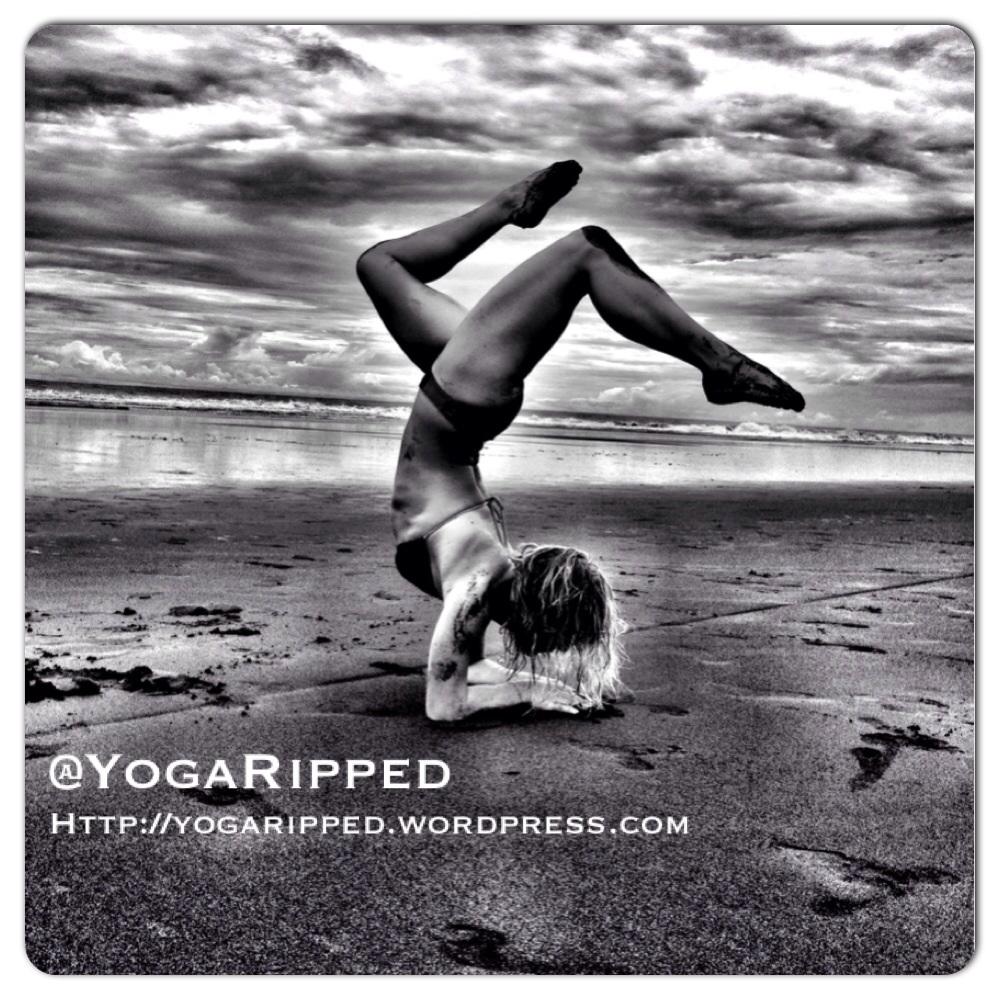 Yoga inspiration!