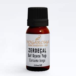 zerdeçal saf ucucu yagi aromaterapi yag