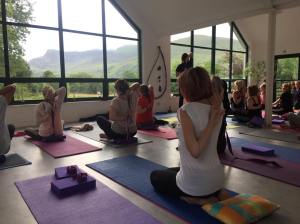 Yogasmiths Yoga retreats at Trigonos