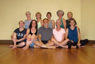Summer 2015 Iyengar Yoga Intensive at Yoga St. Louis