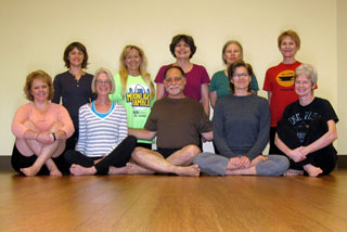 Iyengar Yoga Fall Workshop at Yoga St. Louis
