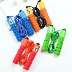 Basic Colorful Jump Skip Rope with Counter
