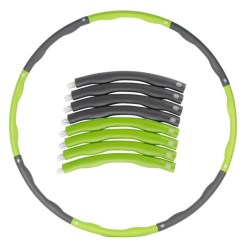 hula hoop with custom logo