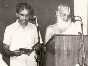 The true purpose of Krishnamacharya's teaching