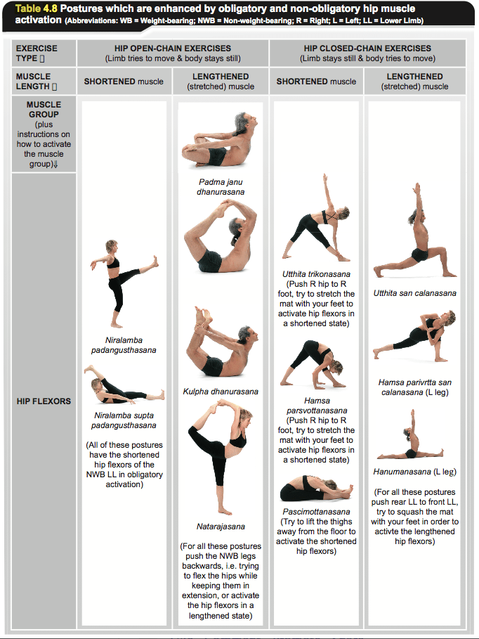 How to Nourish and Strengthen your Hips with Intelligent Postures ...