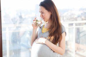妊婦さんもお茶を飲んで大丈夫!