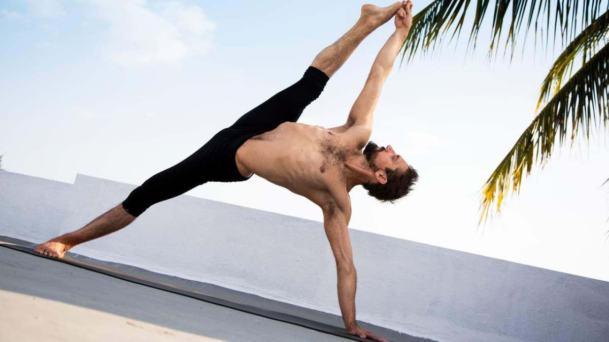 Is yoga good for men? 5