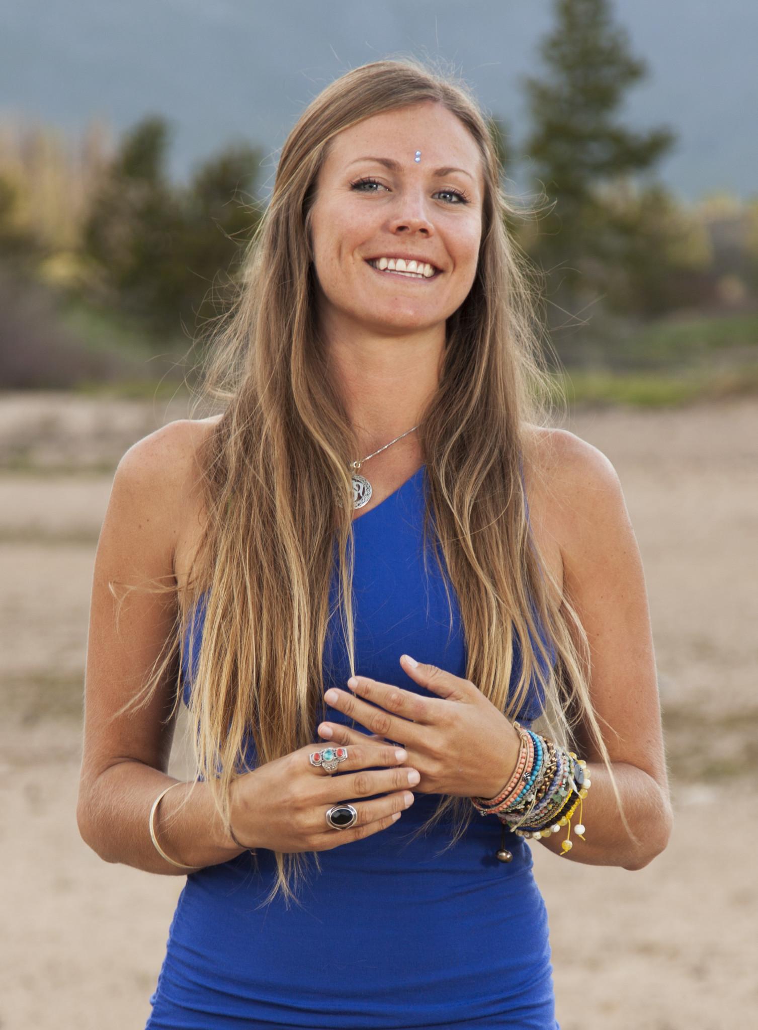 International Yoga Instructor Rachel Brathen