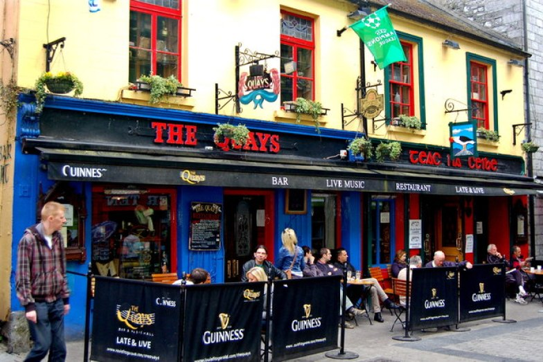 Viaje a Galway