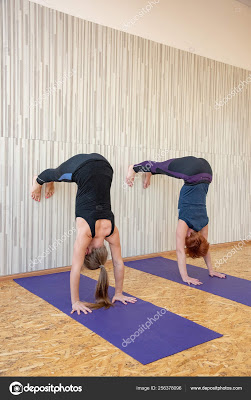 Wall Yoga Poses for Beginners
