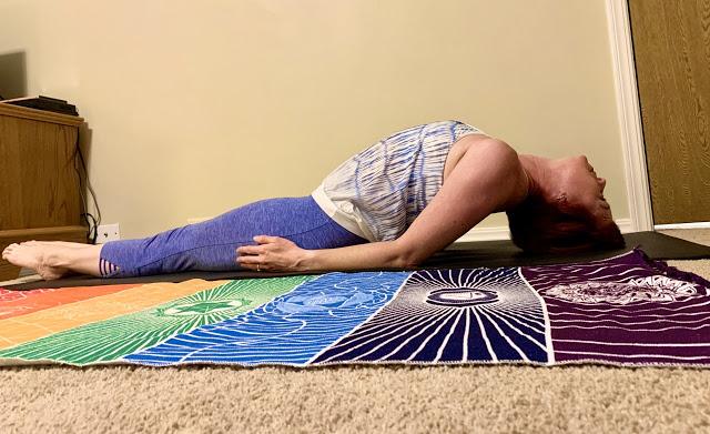 Vishuddha Chakra and Yoga