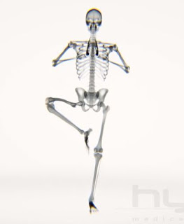 Yoga and your bones