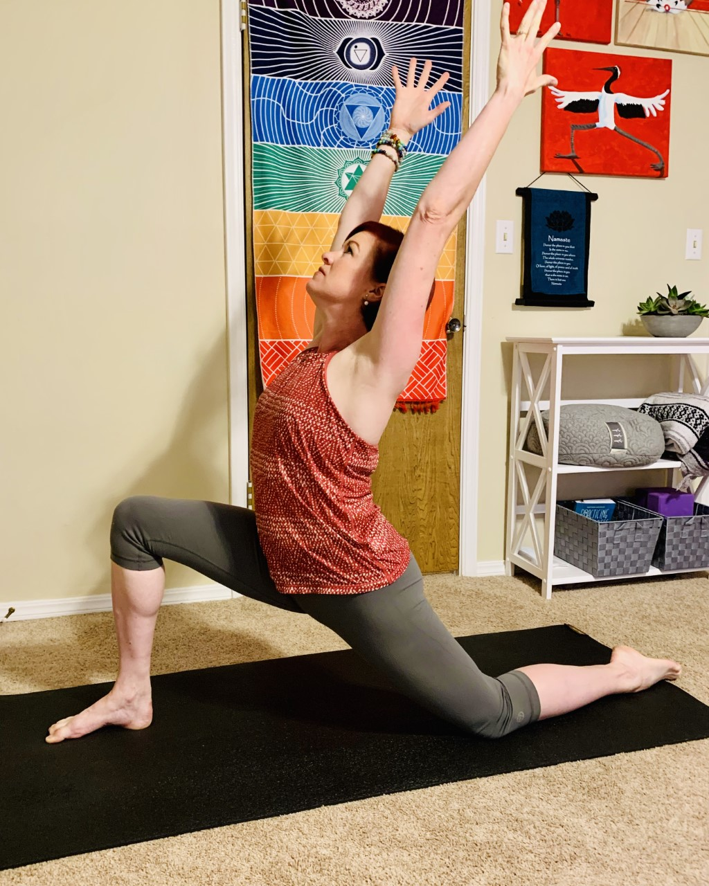 Yoga Poses to Ease Back Pain