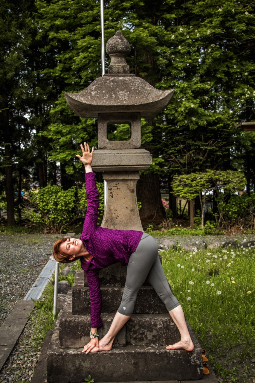 Capture Spring with Yoga